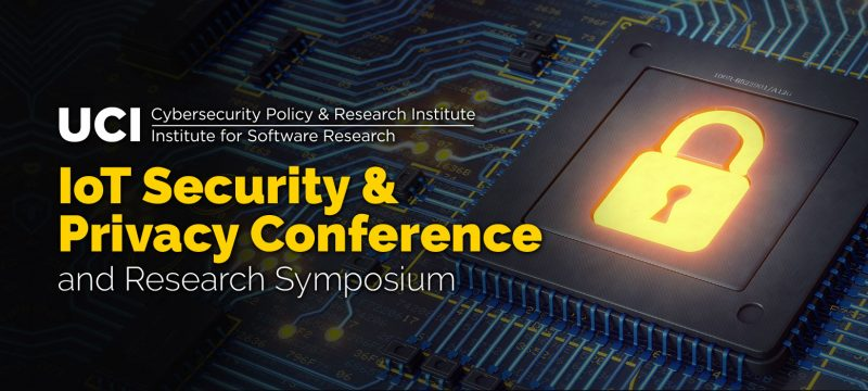 IoT Security & Privacy Conference 2019